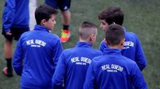 Comienza el XIV campus del Real Oviedo