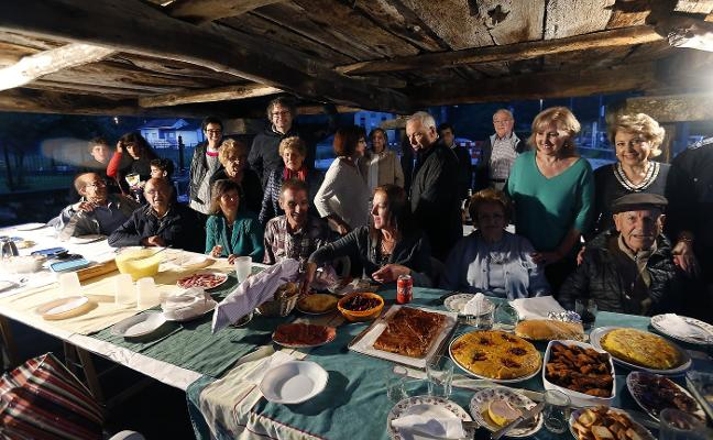 La Corredoria celebra sus propias fiestas
