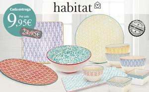 Colección de bandejas Habitat