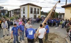 3.000 kilos de hoguera en Balmori