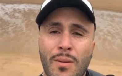 Kiko Rivera se despide desde San Lorenzo y promete volver «pronto a Asturias»