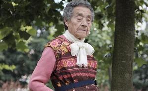 La 'reina de la Feria' cumple 90 años