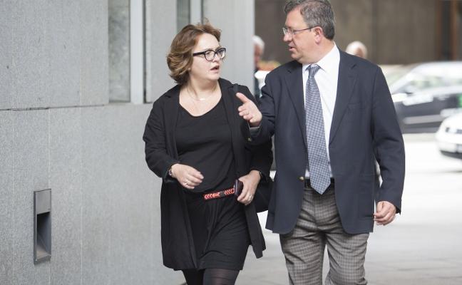 Archivada la causa abierta a Marta Renedo por blanqueo de capitales