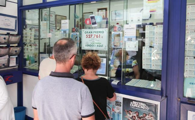 Nuevo premio de lotería en la administración de Versalles, el cuarto en menos de un año