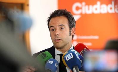 Nacho Cuesta se afilia a Ciudadanos y cree «imposible» un pacto con el PSOE