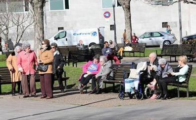 La pensión media de jubilación en Asturias se sitúa en 1.374 euros