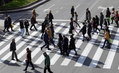 Asturias fue la comunidad que más población perdió en 2018