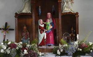 El juzgado de Tineo investiga la restauración fallida de las tallas románicas de Rañadorio