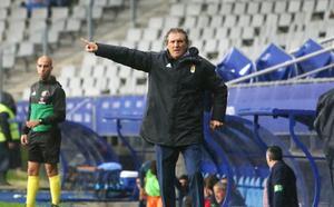 El Real Oviedo oficializa la continuidad de Sergio Egea en el banquillo