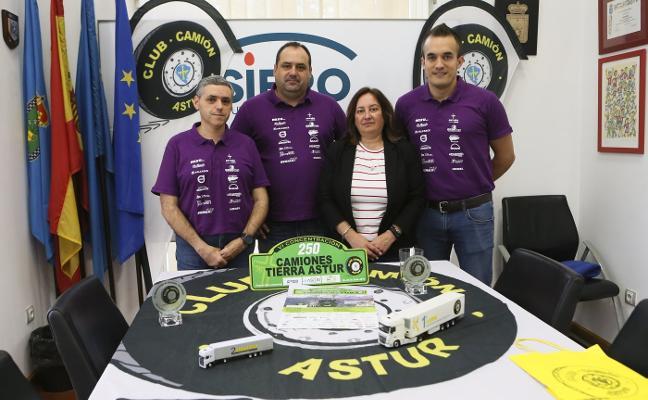 250 camiones acudirán a la VI Concentración Tierra Astur