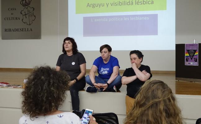 «Las mujeres lesbianas estamos doblemente invisibilizadas»