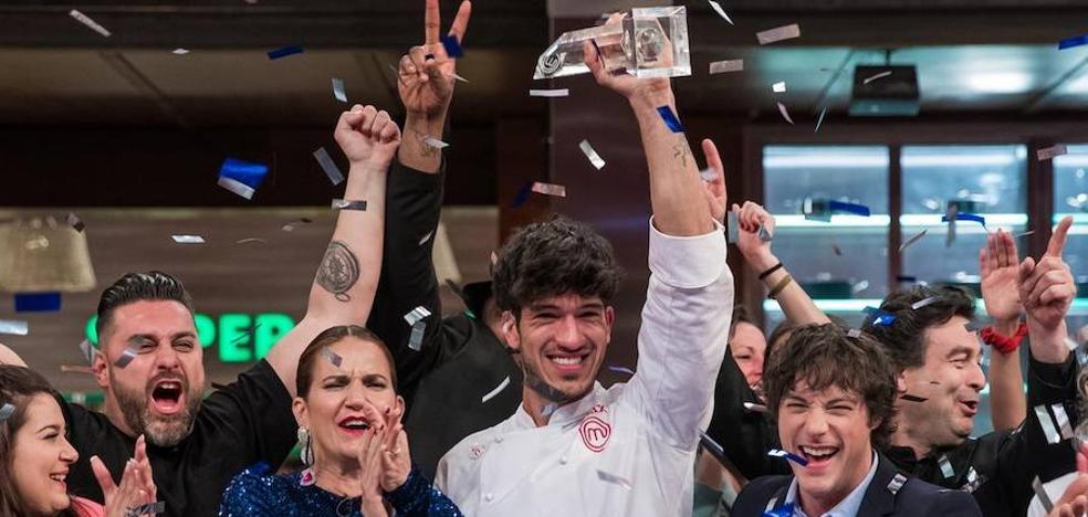 Aleix Puig, de una infancia difícil a ganar 'Masterchef 7' y lograr un puesto en el restaurante de Jordi Cruz