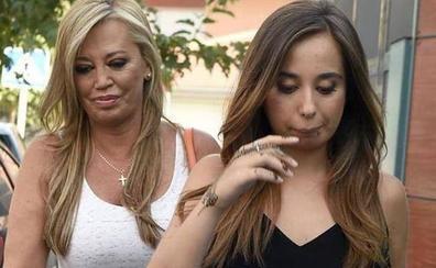 El gran cambio de Andrea Janeiro en la boda de su madre, Belén Esteban