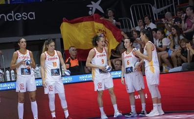 España, con un doble objetivo en el Eurobasket de Letonia y Serbia