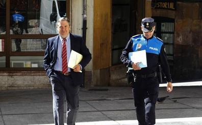 El juzgado archiva la denuncia del exjefe de la Policía Local contra el exalcalde y funcionarios