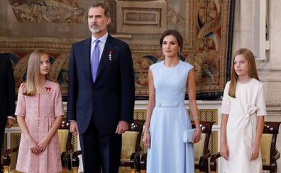 La princesa Leonor y la infanta Sofía, de campamento a Estados Unidos