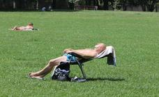 Así ha vivido Asturias el primer día de ola de calor