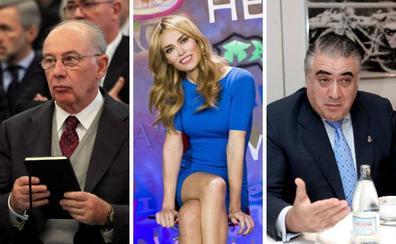 Rodrigo Rato, Patricia Conde y Lorenzo Sanz, en la lista de morosos con Hacienda