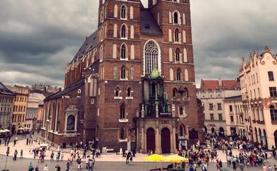 Cracovia, por Eufrasio Sánchez