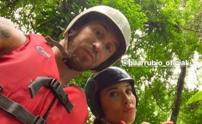 El susto de Sergio Ramos y Pilar Rubio durante su luna de miel