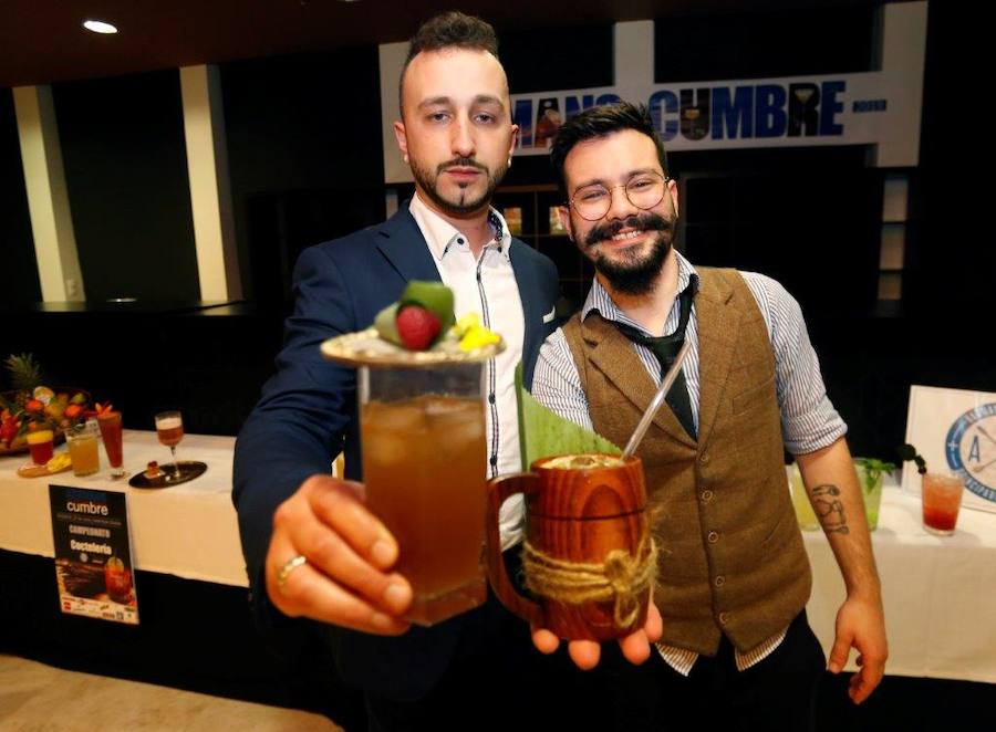 Los mejores cocteleros de Asturias