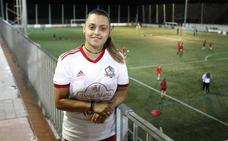 Aida apuntala el ataque del Gijón FF junto a Carla