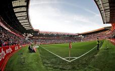 El Molinón, mejor estadio de Segunda