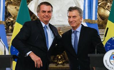 El acuerdo entre Mercosur y la UE alivia a Macri y Bolsonaro