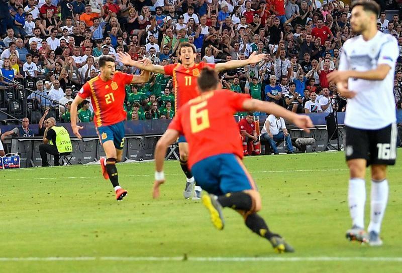España se proclama campeona de Europa sub-21