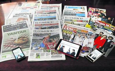 EL COMERCIO - LA VOZ DE AVILÉS crece el 13% y supera los 155.000 lectores