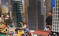 Un mundo en miniatura en 'I Love Lego'
