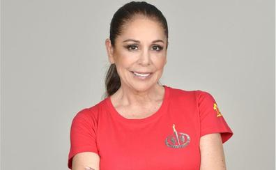 Isabel Pantoja, de 'Supervivientes' a jurado musical