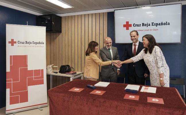 Cruz Roja formará al personal del Grupo en primeros auxilios