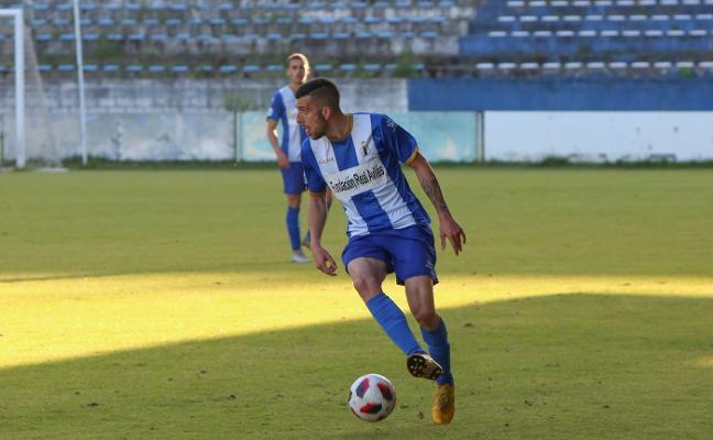 Diego Polo se compromete con el Navarro, en el que debutó en Tercera con 15 años