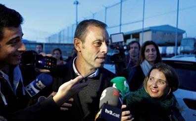 La Audiencia Nacional confirma la absolución de Sandro Rosell por blanqueo