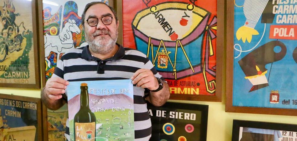 Sidra, cerveza y vino, únicas bebidas permitidas en el Carmín de la Pola