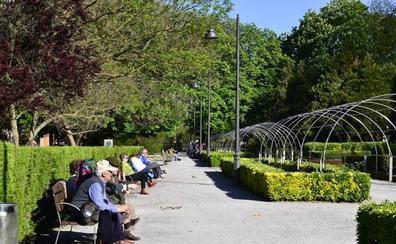 Gijón, entre las ciudades con más zonas verdes por habitante