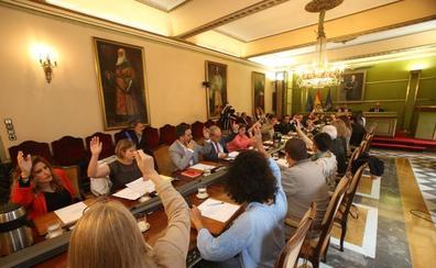 Luz verde a las nuevas comisiones plenarias con críticas del PSOE a la representatividad de los grupos