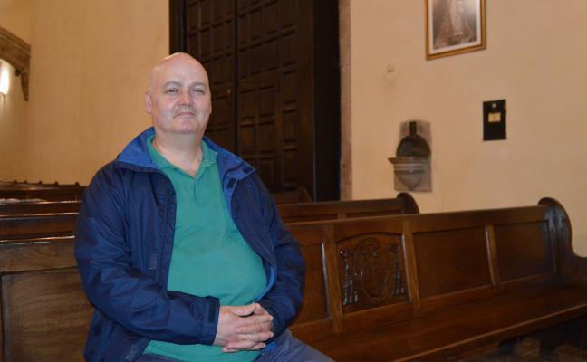 Iván González Collado: «Sustituir a Fueyo es una gran responsabilidad»