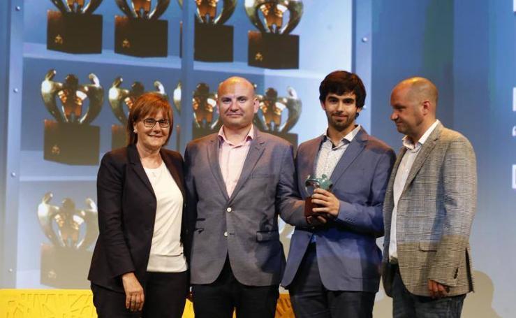 EL COMERCIO recibe el galardón Premios Solidarios ONCE 2019