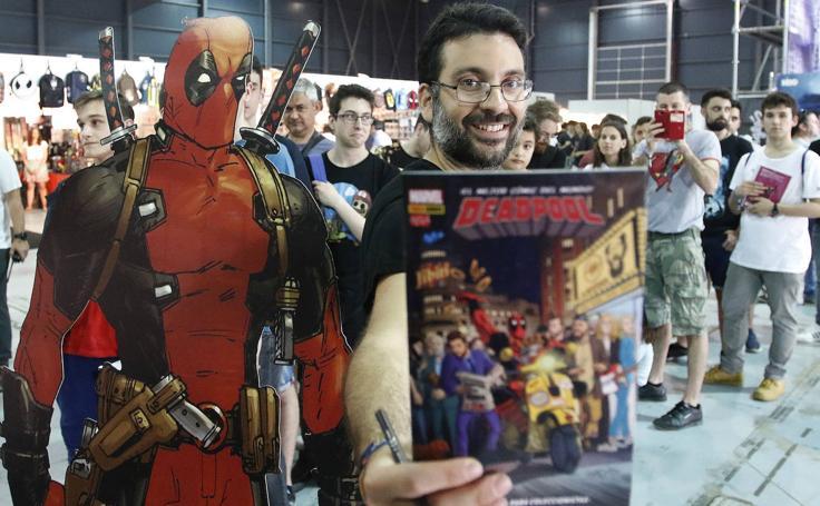 El fenómeno fan invade la Comic Con de Metrópoli