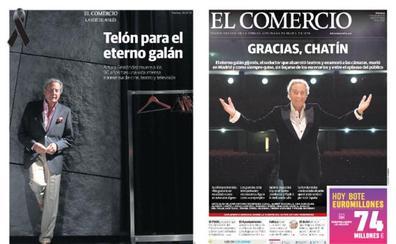 Hoy, con EL COMERCIO, suplemento especial sobre la muerte de Arturo Fernández