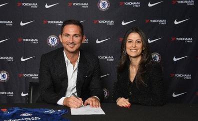 Frank Lampard, nuevo entrenador del Chelsea
