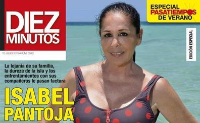 Isabel Pantoja vive su peor momento