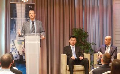 El gigante chino ZTE arrancará su actividad en julio con «planes agresivos de expansión»