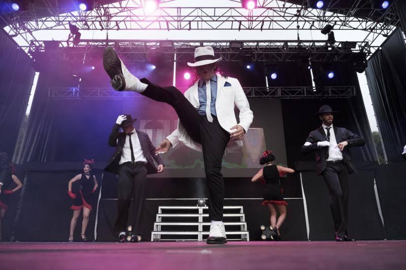 Metrópoli rinde tributo al rey del pop