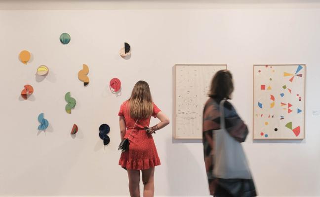 Lección de amor y arte en el Museo Barjola