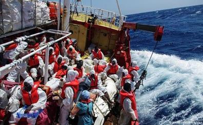Malta autoriza el desembarco de 65 inmigrantes, que serán reubicados en la UE