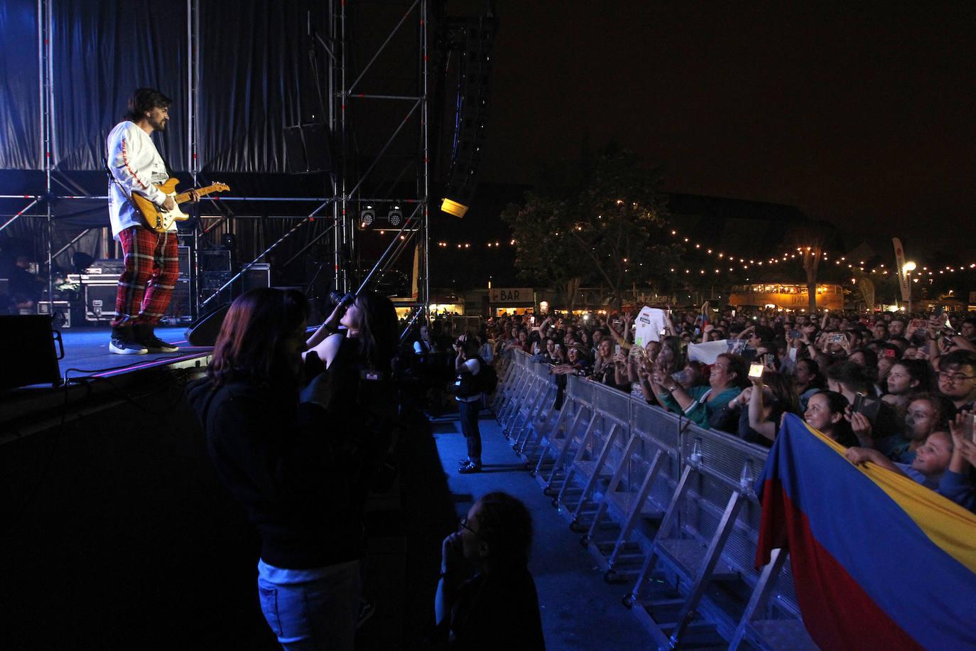 ¡Búscate en el concierto de Juanes en Gijón!