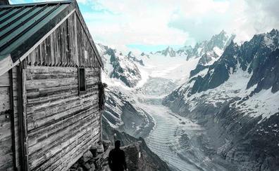La guardesa del glaciar